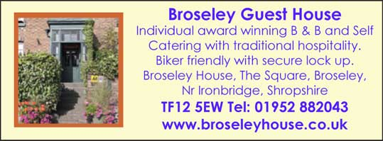 Broseley Guest House