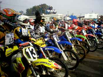Dirt Bike competition, Off Road Motobike Racing